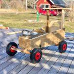 Bygg en cool lådbil med barnen
